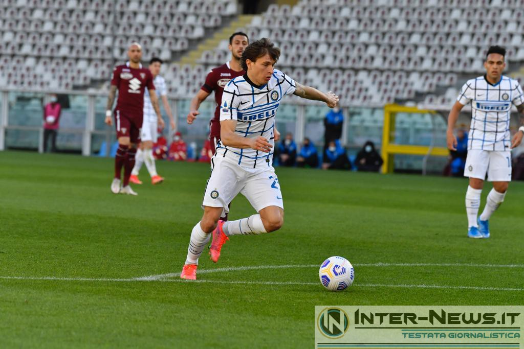 Barella Torino-Inter, copyright Inter-news.it, foto Tommaso Fimiano