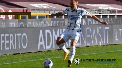 Christian Eriksen in Torino-Inter (Photo by Tommaso Fimiano, Copyright Inter-News.it)