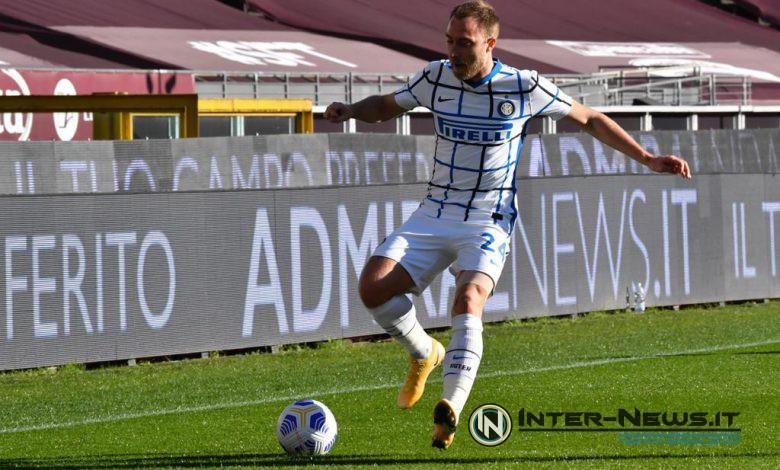 Christian Eriksen Napoli-Inter