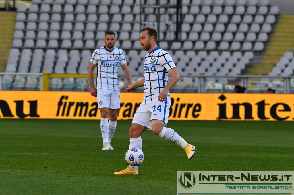 Eriksen Torino-Inter, copyright Inter-news.it, foto Tommaso Fimiano