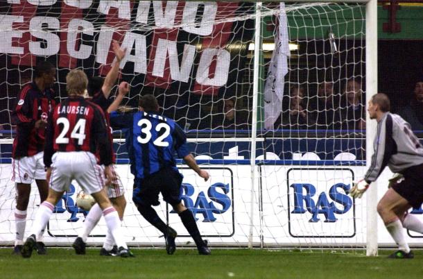 Vieri Milan-Inter
