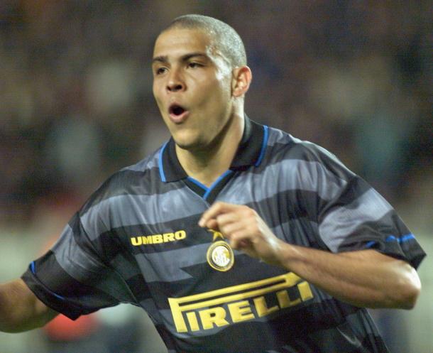 Ronaldo Inter-Lazio UEFA