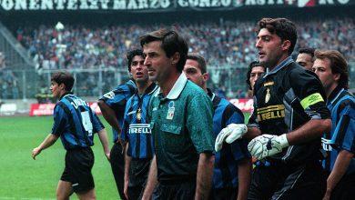Piero Ceccarini - Juventus-Inter
