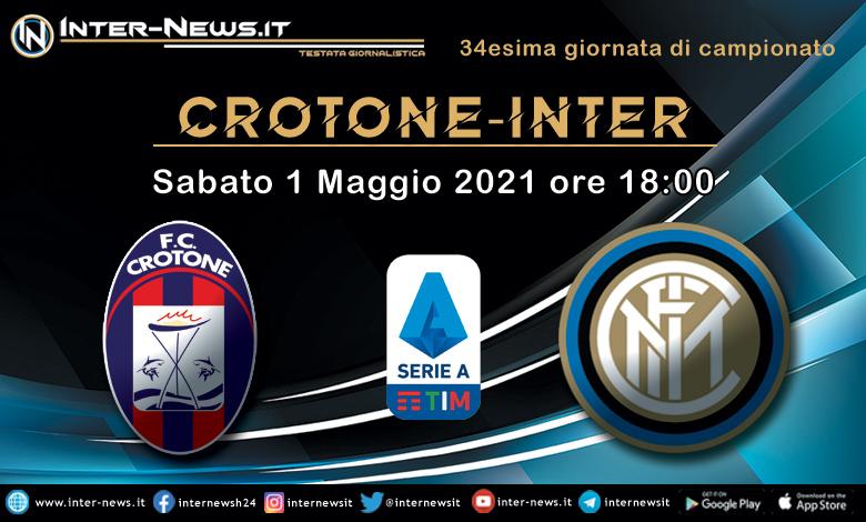 Crotone-Inter