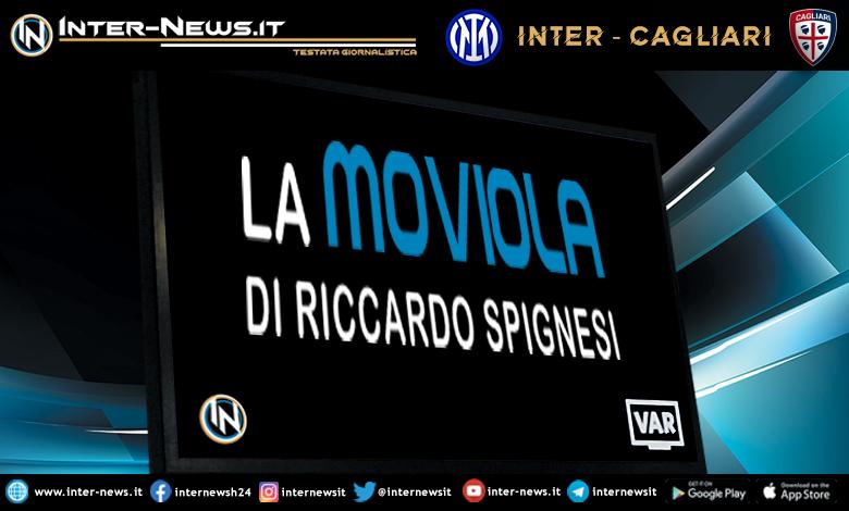 Inter-Cagliari moviola