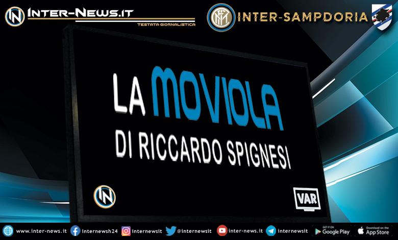 Inter-Sampdoria moviola