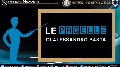 Inter-Sampdoria-Pagelle