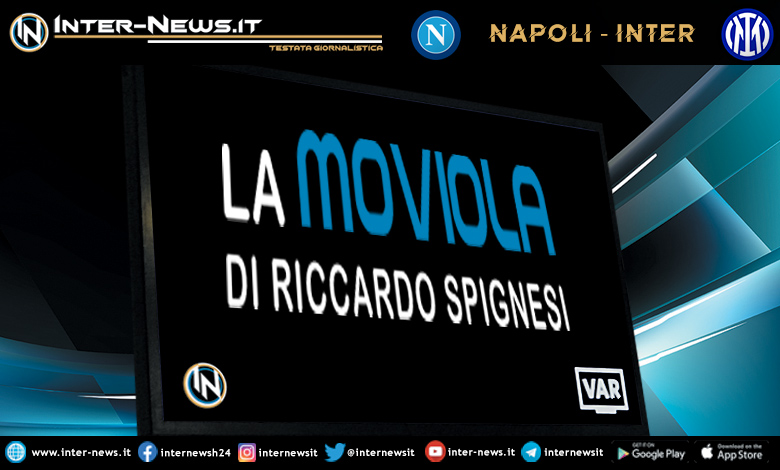 Napoli-Inter moviola