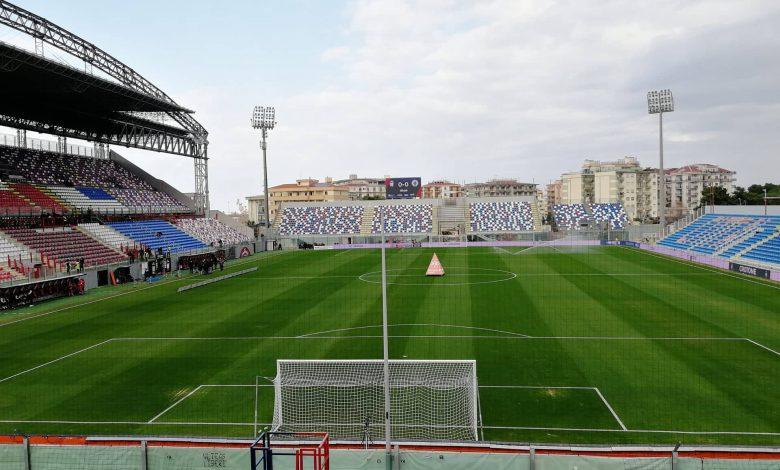 Stadio Ezio Scida Crotone-Inter (Photo by Leonardo Vallone via ilRossoBlu.it)
