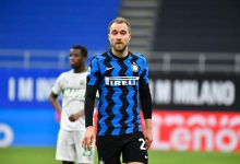 Eriksen Inter-Sassuolo, copyright Inter-News.it, foto di Tommaso Fimiano