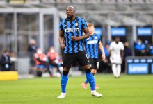 Romelu Lukaku in Inter-Sassuolo (Photo by Tommaso Fimiano, Copyright Inter-News.it)