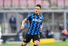 Lautaro Martinez in Inter-Sassuolo (Photo by Tommaso Fimiano, Copyright Inter-News.it)