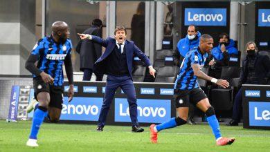 Antonio Conte, Romelu Lukaku e Ashley Young in Inter-Sassuolo (Photo by Tommaso Fimiano, Copyright Inter-News.it)