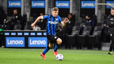 Barella Inter-Sassuolo, copyright Inter-News.it, foto di Tommaso Fimiano