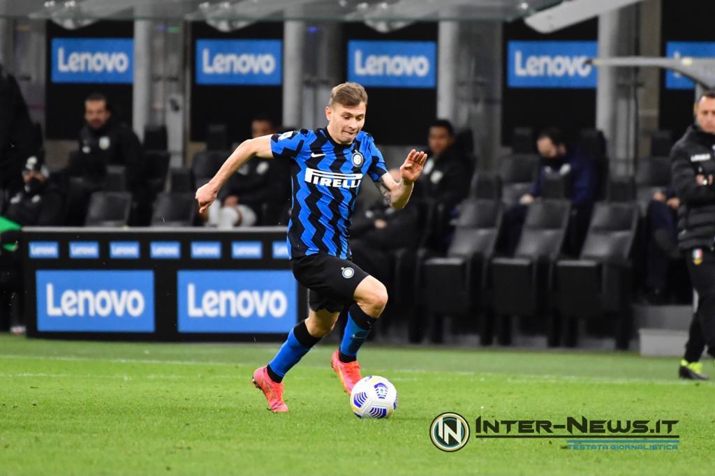 Barella Inter-Sassuolo, copyright Inter-News.it, foto di Tommaso Fimiano