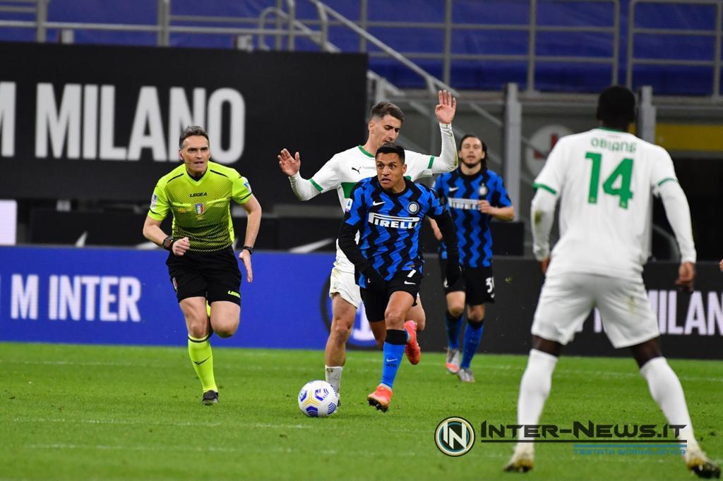 Inter-Sassuolo, copyright Inter-News.it, foto di Tommaso Fimiano