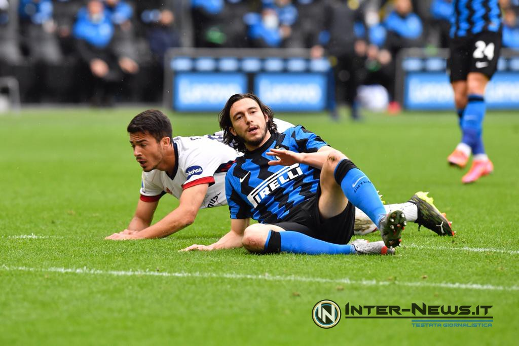 Darmian, Inter-Cagliari, foto di Tommaso Fimiano, Copyright Inter-News.it