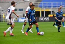 Sanchez, Inter-Cagliari, foto di Tommaso Fimiano, Copyright Inter-News.it