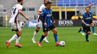 Sanchez, Inter-Cagliari, foto di Tommaso Fimiano, Copyright Inter-News.it