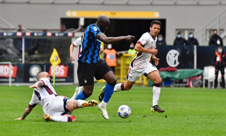 Lukaku, Inter-Cagliari, foto di Tommaso Fimiano, Copyright Inter-News.it