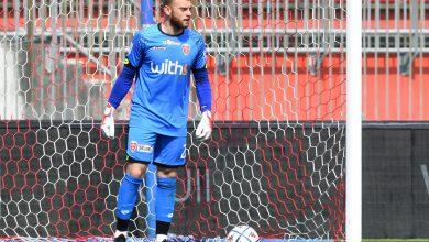 Michele Di Gregorio - Monza (Photo Buzzi via AC Monza)