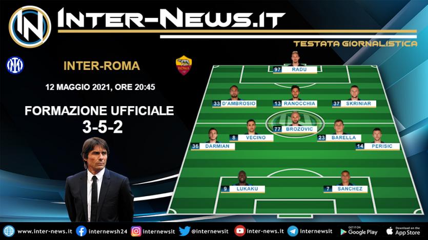 Inter-Roma formazione iniziale