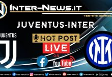 Juventus-Inter hot post