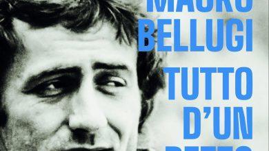 """Mauro Bellugi - Tutto d'un pezzo. La mia partita sino alla fine"""" (Photo by Libreria Pienogiorno)"""