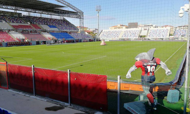 """Stadio """"Ezio Scida"""" di Crotone (Photo by Leonardo Vallone via ilRossoBlu.it)"""