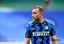 Christian Eriksen - Inter (Photo by Tommaso Fimiano, Copyright Inter-News.it)