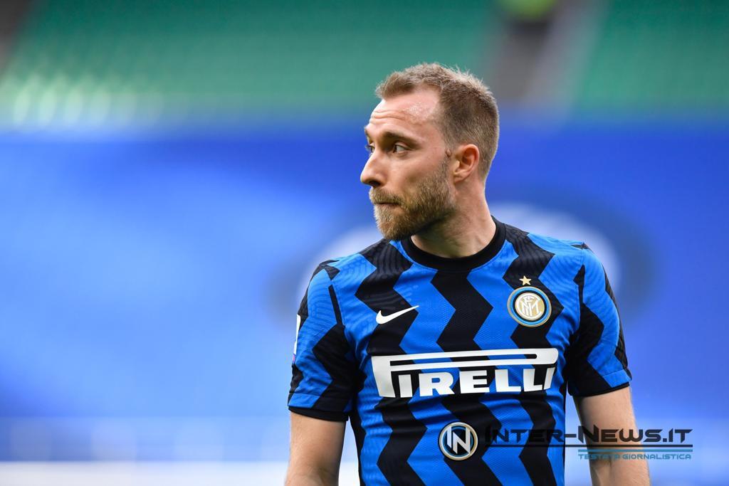 Christian Eriksen - Inter (Photo by Tommaso Fimiano, Copyright Inter-News.it)