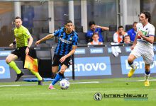 Achraf Hakimi in Inter-Sampdoria (Photo by Tommaso Fimiano, Copyright Inter-News.it)