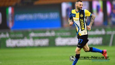 Brozovic, Inter-Roma, foto di Tommaso Fimiano, Copyright Inter-News.it