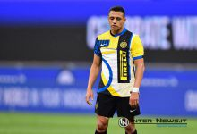Sanchez Inter-Roma, foto di Tommaso Fimiano, Copyright Inter-News.it