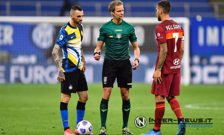 Brozovic Inter-Roma, foto di Tommaso Fimiano, Copyright Inter-News.it
