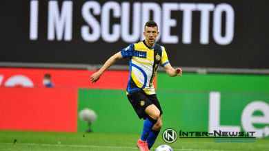 Ivan Perisic in Inter-Roma (Photo by Tommaso Fimiano, Copyright Inter-News.it)