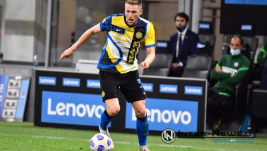 Skriniar, Inter-Roma, foto di Tommaso Fimiano, Copyright Inter-News.it