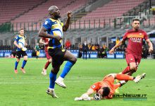 Lukaku, Inter-Roma, foto di Tommaso Fimiano, Copyright Inter-News.it