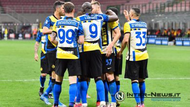 Inter-Roma, foto di Tommaso Fimiano, Copyright Inter-News.it
