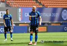 Christian Eriksen in Inter-Udinese (Photo by Tommaso Fimiano, Copyright Inter-News.it)