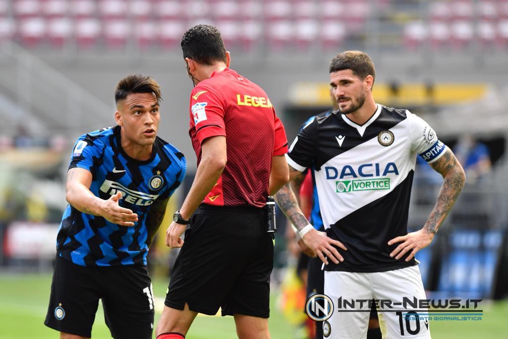 Lautaro Martinez De Paul, Inter-Udinese - Foto di Tommaso Fimiano, Copyright Inter-News.it