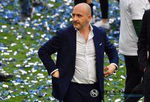Piero Ausilio durante la premiazione Scudetto dell'Inter 2020-2021 (Photo by Tommaso Fimiano, Copyright Inter-News,it)