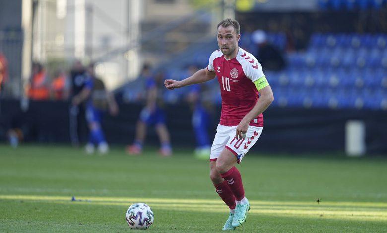 Christian Eriksen - Danimarca