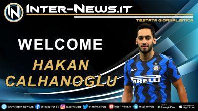 Welcome Hakan Calhanoglu - Inter