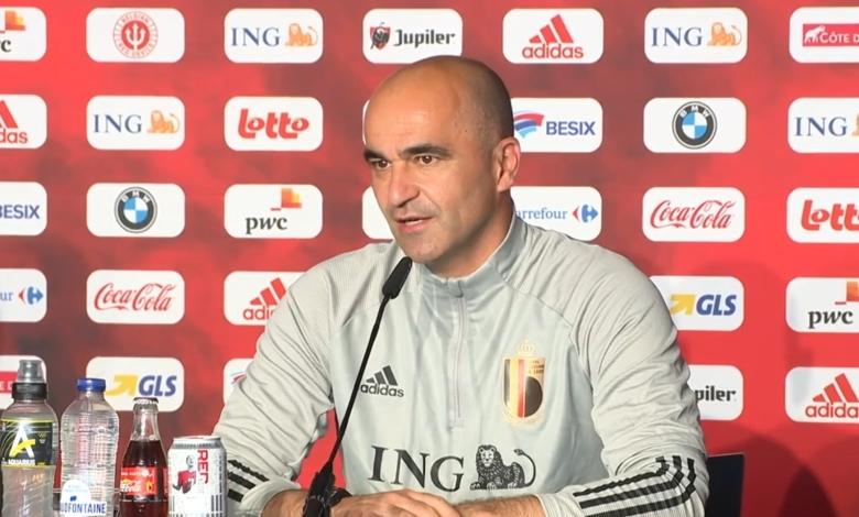 Roberto Martinez Belgio
