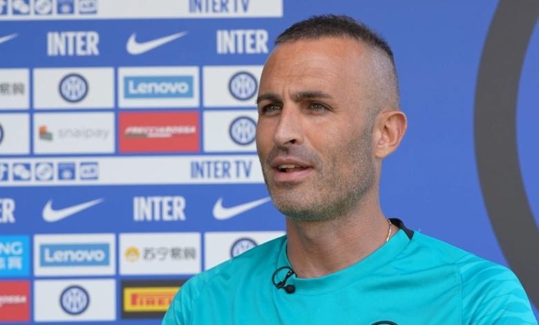 Alex Cordaz Inter