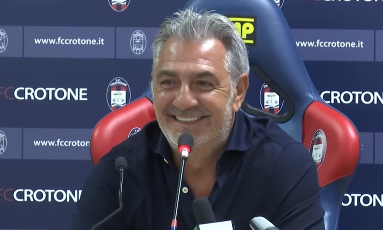Gianni Vrenna Crotone