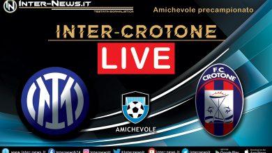 Inter-Crotone-Live