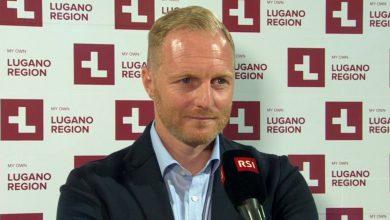 Marco Padalino direttore sportivo Lugano