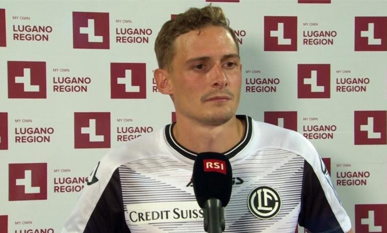 Mattia Bottani Lugano